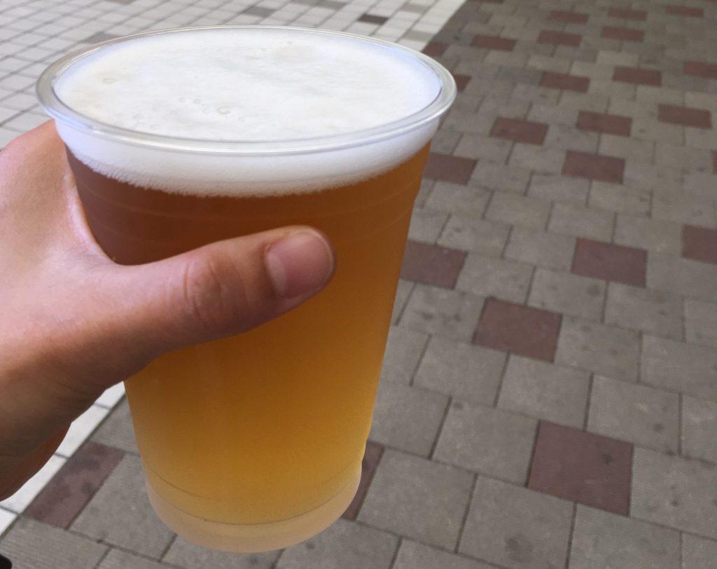 今治街中麦酒のクラフトビール