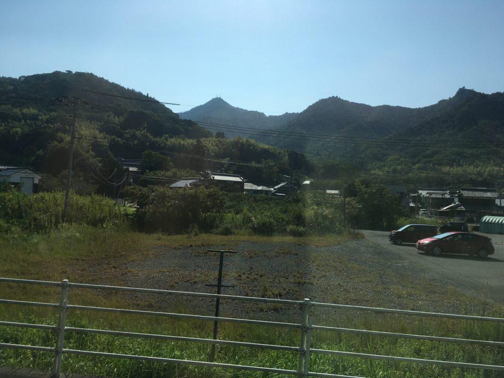 大三島の田園