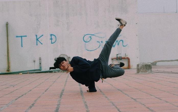 ブレイクダンス